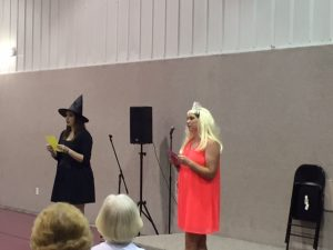Lip Sync Battle, Stott-Wallace Missionary Fundraiser/Fish Fry