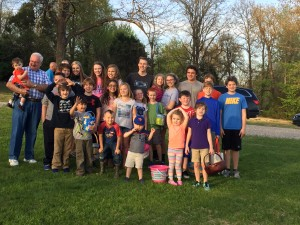 Highland Youth Easter Egg Hunt 2017